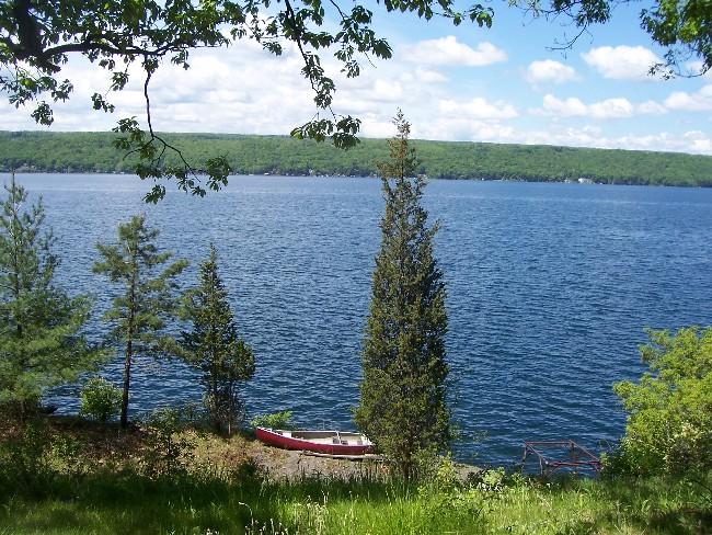 Seneca Lake Wine Boat Tours